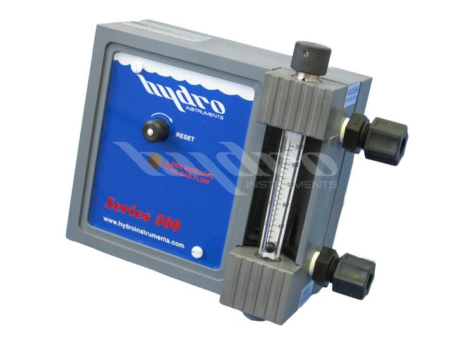 Remote Meter Panel For Gas Chlorinators Hydro Instruments